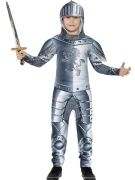 Medieval Knight in Armour Costume